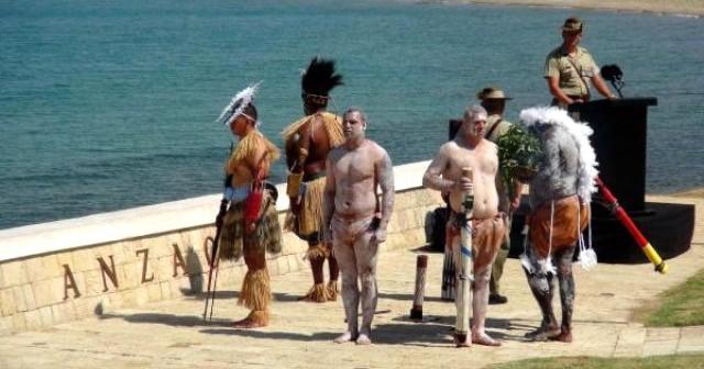 6/7 Ağustos Suvla çıkarması 100. yılında törenle anıldı
