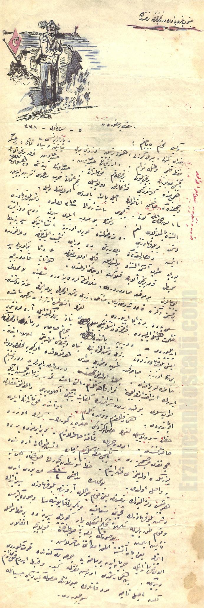 Hasan Cavus Mektubu