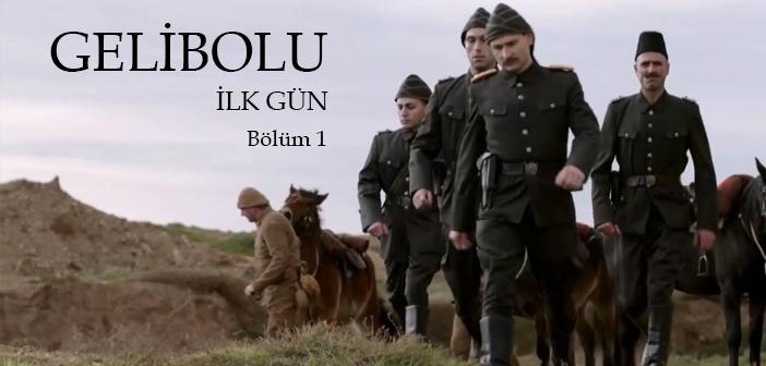 Gelibolu dizisi – 7 Bölümün tamamı