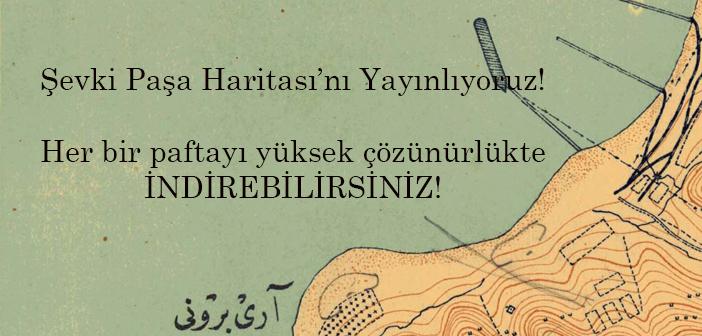 Şevki Paşa Haritası